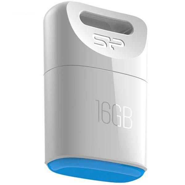فلش مموری سیلیکون پاور مدل Touch T06 ظرفیت 16 گیگابایت