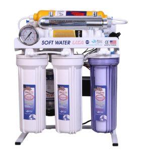 تصفیه آب خانگی سافت واتر مدل RO8-ORP-UV